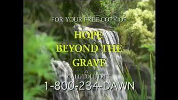 Dawn Bible Students Association TV Spot, 'Hope Beyond the Grave' - Thumbnail 8