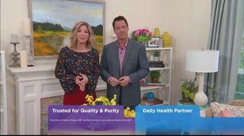 Nature Made TV Spot, 'Hallmark Channel: Healthier Days' - Thumbnail 7