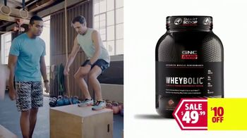 GNC Lowest Prices of the Season TV Spot, 'Save on Hundreds of Items' - Thumbnail 3