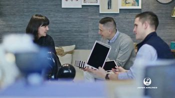 Japan Airlines TV Spot, 'Being Punctual' Featuring Jonathan Adler - Thumbnail 1