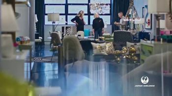 Japan Airlines TV Spot, 'Being Punctual' Featuring Jonathan Adler - Thumbnail 2