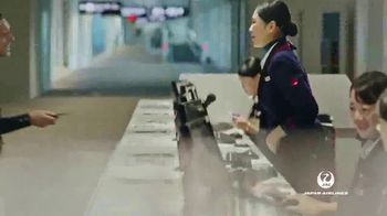 Japan Airlines TV Spot, 'Being Punctual' Featuring Jonathan Adler - Thumbnail 5