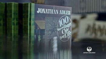 Japan Airlines TV Spot, 'Being Punctual' Featuring Jonathan Adler - Thumbnail 6