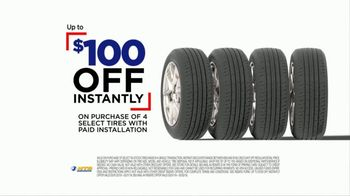 National Tire & Battery TV Spot, 'Instantly: Cooper, Continental & Nitto' - Thumbnail 3