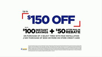 National Tire & Battery TV Spot, 'Instantly: Cooper, Continental & Nitto' - Thumbnail 8