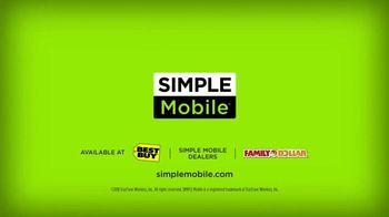 SIMPLE Mobile TV Spot, 'Get the No-Contract Advantage' - Thumbnail 10