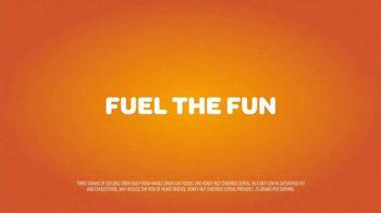 Honey Nut Cheerios TV Spot, 'Fuel the Fun' - Thumbnail 6