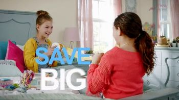 Rooms to Go Anniversary Sale TV Spot, 'Save Big: Kids and Teens'