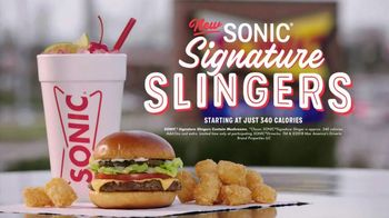 Sonic Drive-In Signature Slingers TV Spot, 'CMT: New Song Flavor' - Thumbnail 10