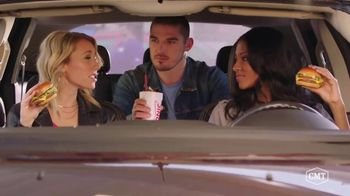 Sonic Drive-In Signature Slingers TV Spot, 'CMT: New Song Flavor' - 21 commercial airings