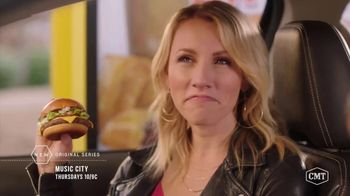 Sonic Drive-In Signature Slingers TV Spot, 'CMT: New Song Flavor' - Thumbnail 4