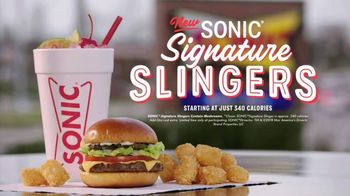 Sonic Drive-In Signature Slingers TV Spot, 'CMT: New Song Flavor' - Thumbnail 9
