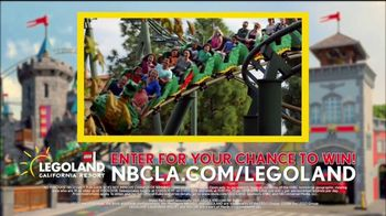 LEGOLAND TV Spot, 'NBC 4 LA: Awesome Awaits' - Thumbnail 1