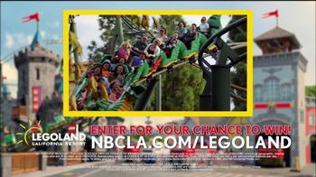 LEGOLAND TV Spot, 'NBC 4 LA: Awesome Awaits' - Thumbnail 2