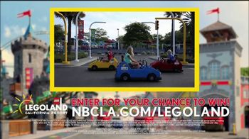LEGOLAND TV Spot, 'NBC 4 LA: Awesome Awaits' - Thumbnail 3