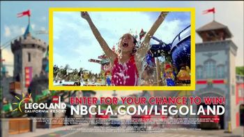 LEGOLAND TV Spot, 'NBC 4 LA: Awesome Awaits' - Thumbnail 4