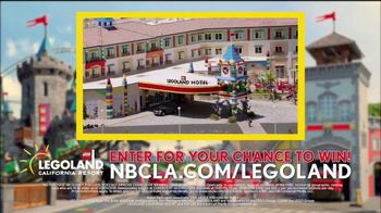LEGOLAND TV Spot, 'NBC 4 LA: Awesome Awaits' - Thumbnail 6