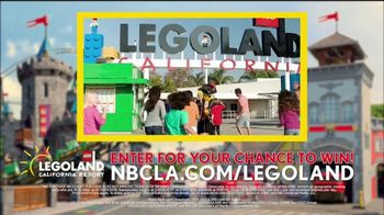 LEGOLAND TV Spot, 'NBC 4 LA: Awesome Awaits' - Thumbnail 8