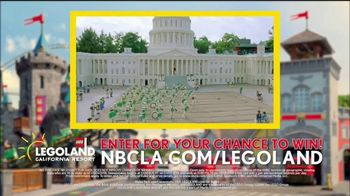LEGOLAND TV Spot, 'NBC 4 LA: Awesome Awaits' - Thumbnail 9