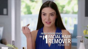 Finishing Touch Flawless Brows TV Spot, 'Micro Precision'