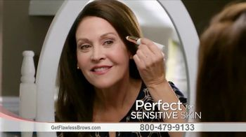 Finishing Touch Flawless Brows TV Spot, 'Micro Precision' - Thumbnail 5