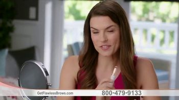 Finishing Touch Flawless Brows TV Spot, 'Micro Precision' - Thumbnail 7