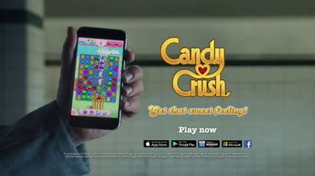 Candy Crush Saga TV Spot, 'That Feeling: Train Station' - Thumbnail 9