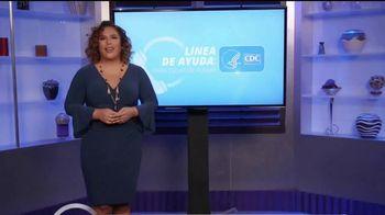 Centers for Disease Control TV Spot, 'Habla ya' con Angelica Vale [Spanish] - Thumbnail 1