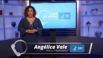 Centers for Disease Control TV Spot, 'Habla ya' con Angelica Vale [Spanish] - Thumbnail 2