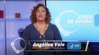 Centers for Disease Control TV Spot, 'Habla ya' con Angelica Vale [Spanish]