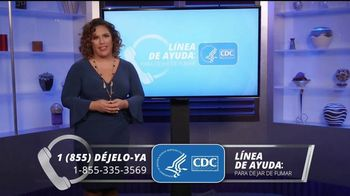 Centers for Disease Control TV Spot, 'Habla ya' con Angelica Vale [Spanish] - Thumbnail 4