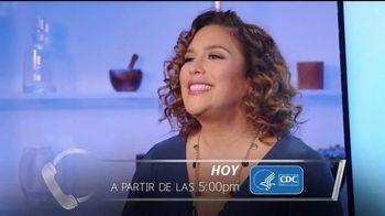 Centers for Disease Control TV Spot, 'Habla ya' con Angelica Vale [Spanish] - Thumbnail 6