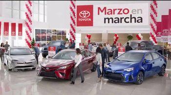 Toyota Marzo en Marcha TV Spot, 'Últimos días' [Spanish] [T2] - Thumbnail 4