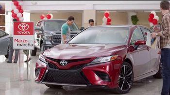 Toyota Marzo en Marcha TV Spot, 'Últimos días' [Spanish] [T2] - Thumbnail 6