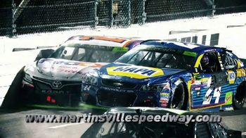 Martinsville Speedway TV Spot, '2018 STP 500: If These Walls Could Talk' - Thumbnail 8