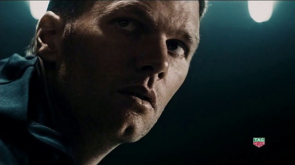 TAG Heuer TV Commercial, 'Don't Crack Under Pressure' Featuring Tom Brady