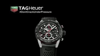 TAG Heuer TV Spot, 'Don't Crack Under Pressure' Featuring Tom Brady - Thumbnail 10