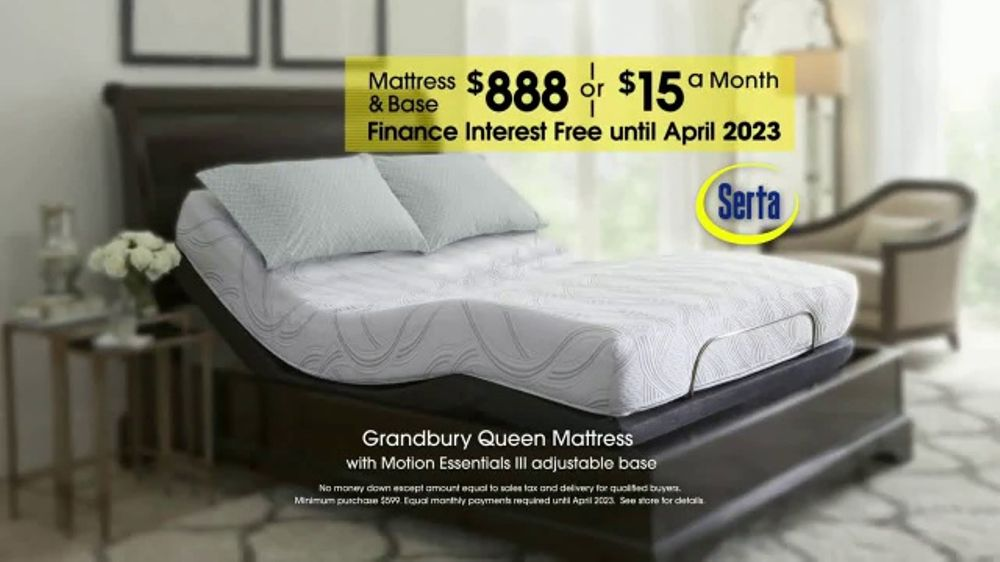 Rooms To Go Mattress >> Rooms To Go 27th Anniversary Sale Tv Commercial Adjustable Base Video