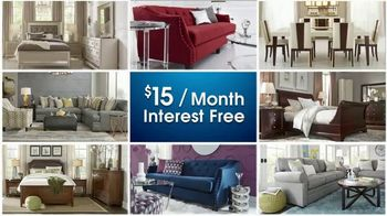 Rooms to Go 27th Anniversary Sale TV Spot, 'Adjustable Base' - Thumbnail 2