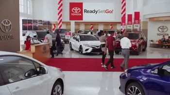 Toyota Ready Set Go! TV Spot, 'Be Ready for Spring'