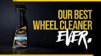 Meguiar's Ultimate All Wheel Cleaner TV Spot, 'Not Willing to Gamble' - Thumbnail 8