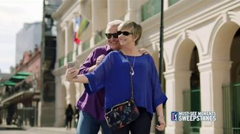 PGA TOUR Must-See Moments Sweepstakes TV Spot, 'New Orleans: VIP' - Thumbnail 3