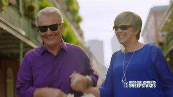 PGA TOUR Must-See Moments Sweepstakes TV Spot, 'New Orleans: VIP' - 216 commercial airings