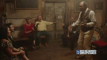 PGA TOUR Must-See Moments Sweepstakes TV Spot, 'New Orleans: VIP' - Thumbnail 5