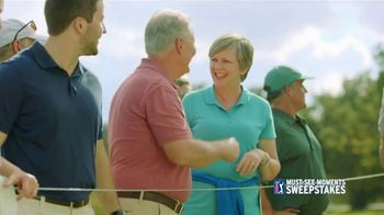 PGA TOUR Must-See Moments Sweepstakes TV Spot, 'New Orleans: VIP' - Thumbnail 6