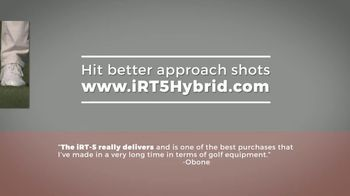 iRT-5 Hybrid TV Spot, 'Actual Reviews' Featuring Aaron Oberholser - Thumbnail 10