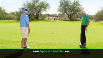 Square Strike Wedge TV Spot, 'Consistent Contact' Featuring Andy North - 298 commercial airings