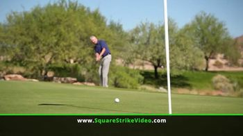 Square Strike Wedge TV Spot, 'Consistent Contact' Featuring Andy North - Thumbnail 10