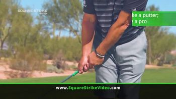 Square Strike Wedge TV Spot, 'Consistent Contact' Featuring Andy North - Thumbnail 5