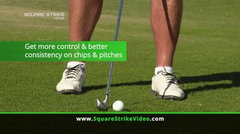 Square Strike Wedge TV Spot, 'Consistent Contact' Featuring Andy North - Thumbnail 6